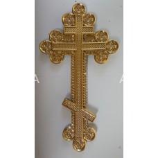 Крест ажурный простой 1.02