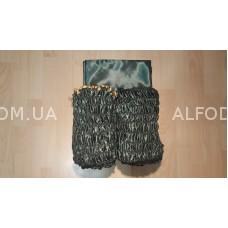 Оббивка атлас (33см) с а/б (зелёный-бутылка)