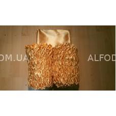 Оббивка атлас (33см) с а/б (золото)