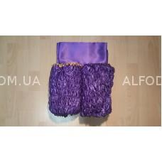 Оббивка атлас (33см) с а/б (сирень)
