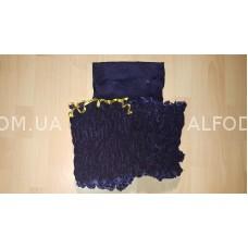 Оббивка велюр (30см) а/б (синий)