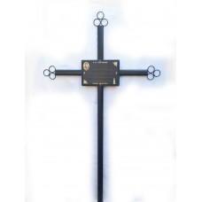 Крест железный 1